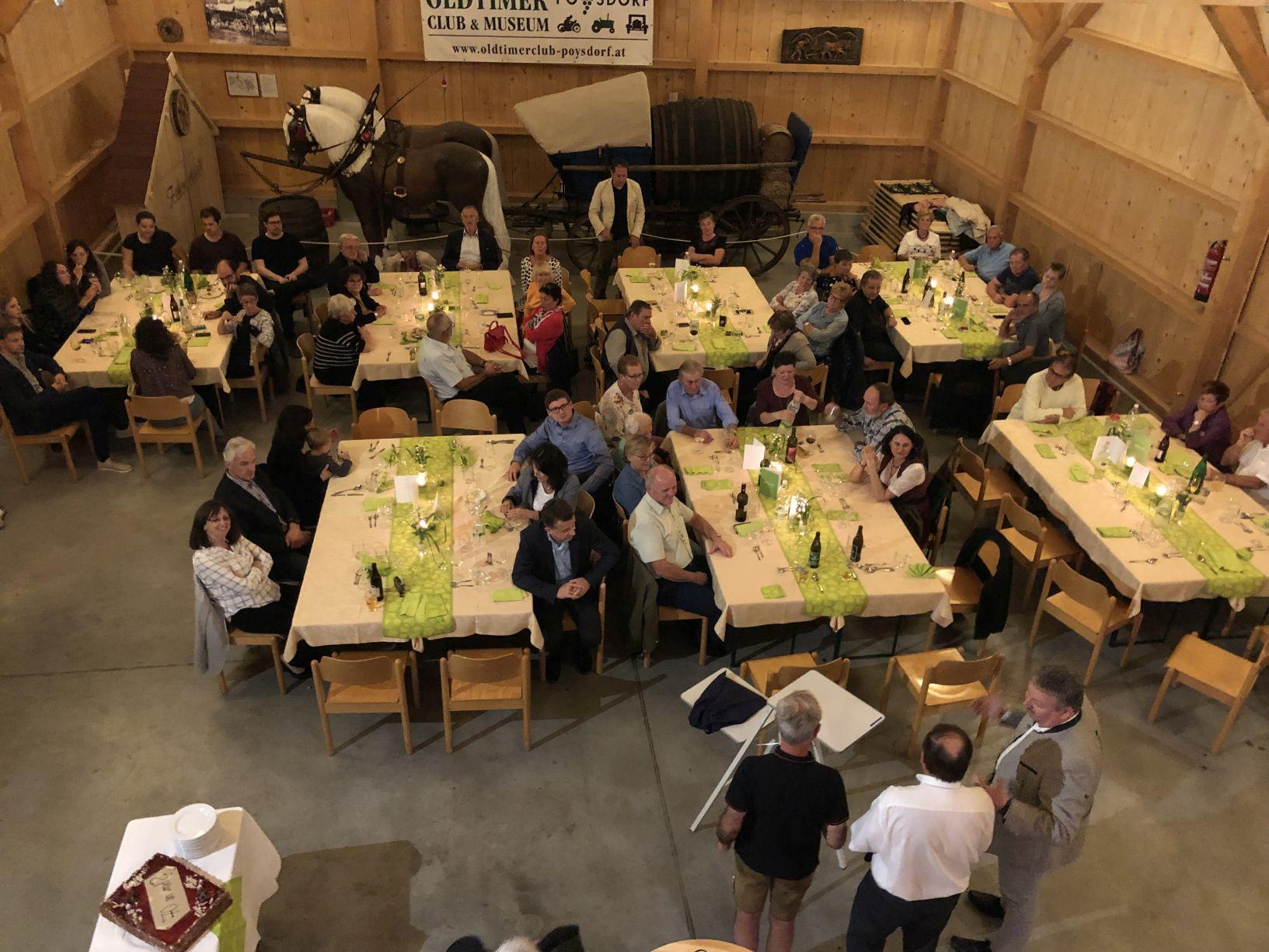 Fahrwerkstadl Eventlocation Veranstaltungen Weinviertel