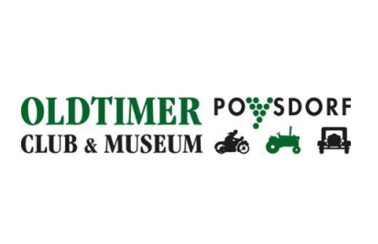 Oldtimer Poysdorf Logo Partner Fahrwerkstadl Weinviertel